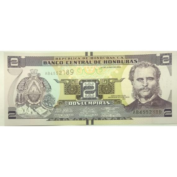 Cédula de Honduras