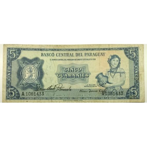 Cédula do Paraguai