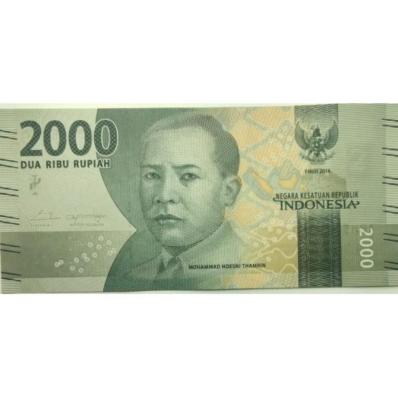 Cédula da Indonésia