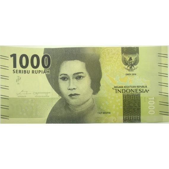 Cédula da Indonesia