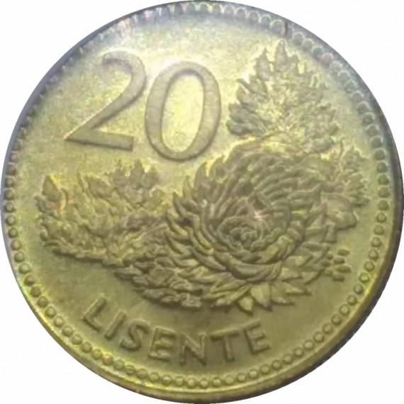 0,20 Loti - Lesoto - 1998