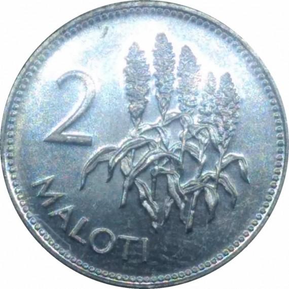 2 Maloti - Lesoto - 1998