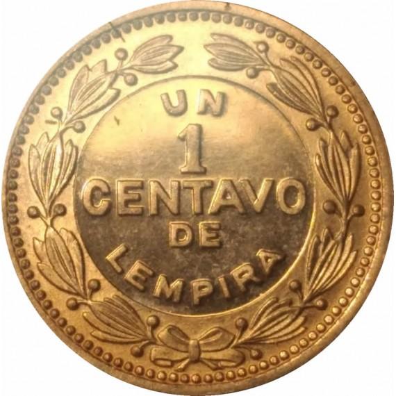 Moeda 0,01 lempira - Honduras - 1992