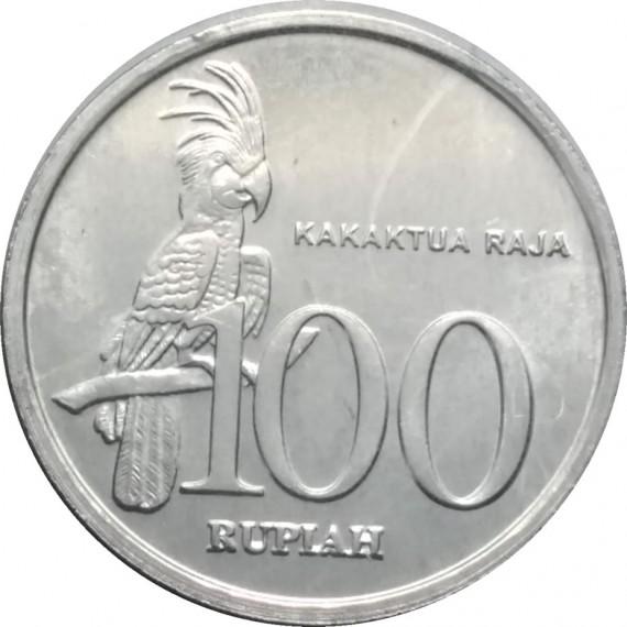 Moeda 100 rupiah - Indonésia - 1999