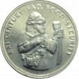 Moeda 50.000 Liras Turquia 1999