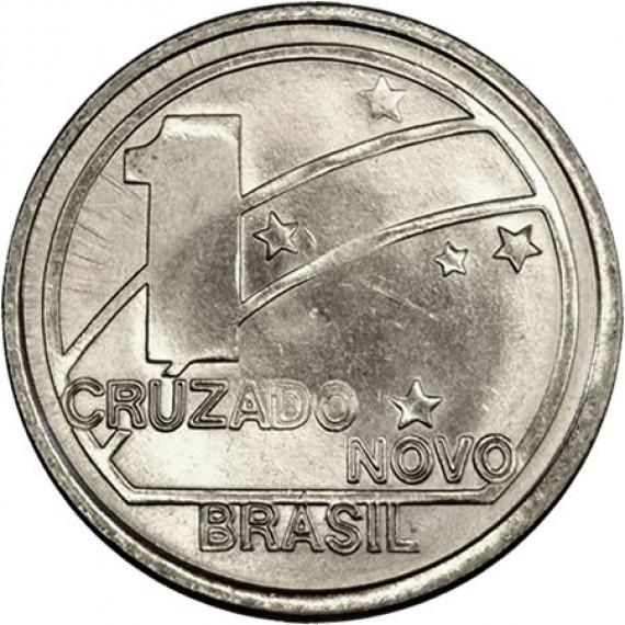 1 Cruzado Novo FC - Brasil - 1989 - REF:412