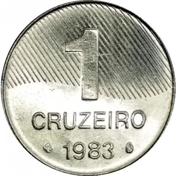 1 cruzeiro FC - Brasil - 1983 - REF:346